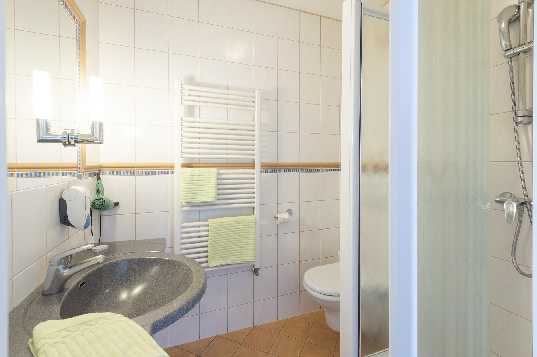 Neue Zimmergestaltung, nächtigen im Gasthof Pack