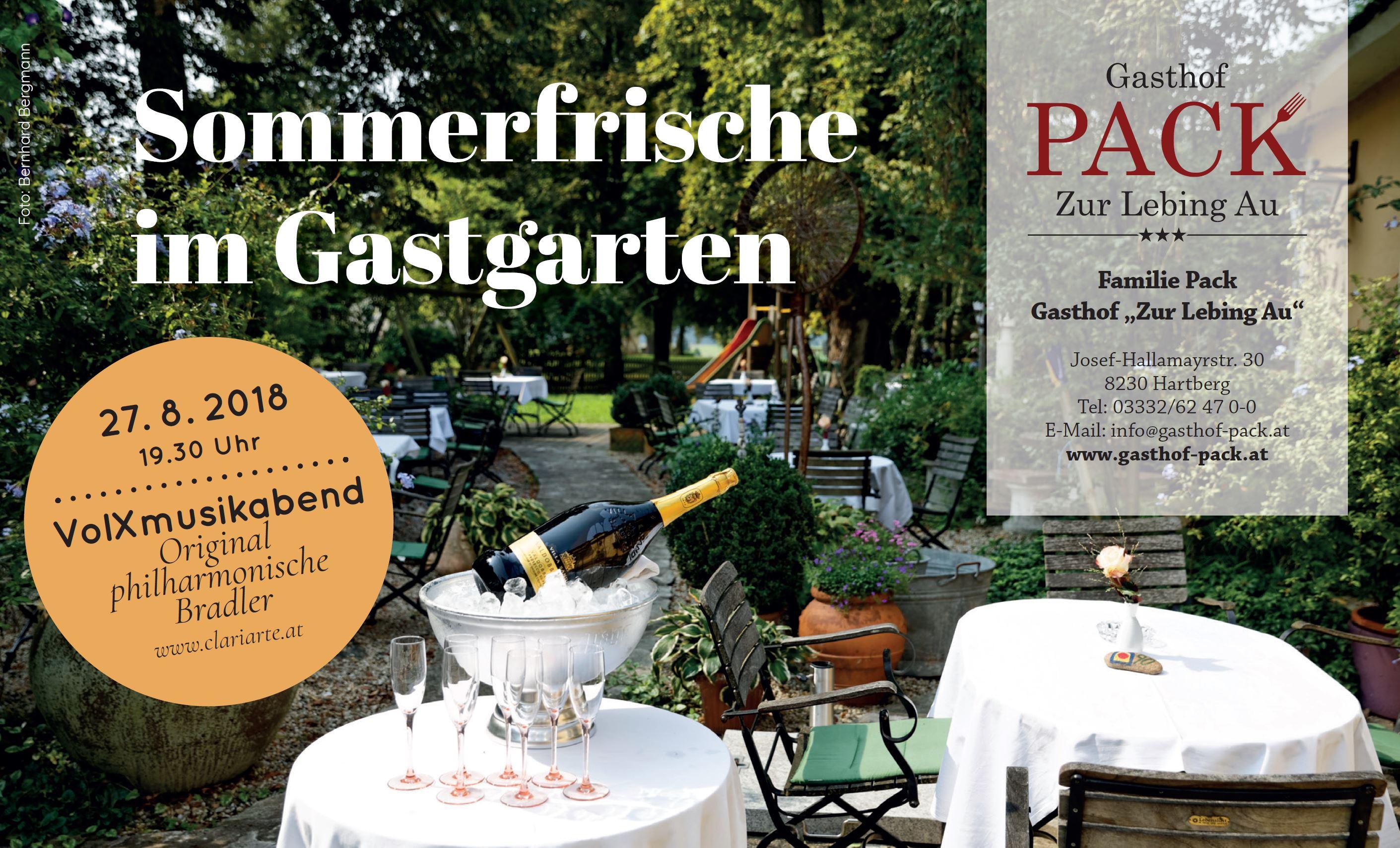 Volxmusikabend_Original philharmonische Bradler_Gasthof Pack
